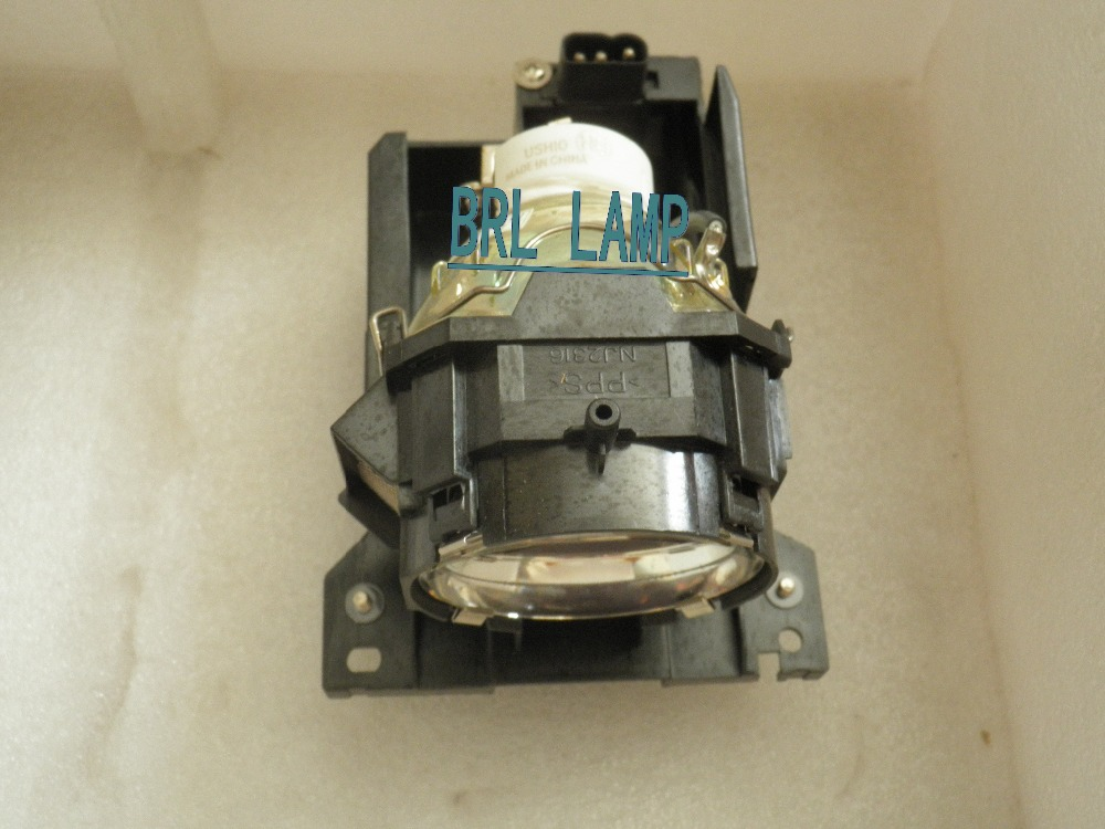 Free Shipping  Projector bulb with housing SP-LAMP-046 For  INFOCUS IN5104/IN5108/IN5110 projector bulb lh01lp lh 01lp for nec ht510 ht410 projector lamp bulbs with housing free shipping