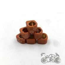 MOFO koso производительность ползунок вариатора комплект многоугольник ролики 16x13 мм для скутера GY6 50 139QMB/DIO ZX50 AF18 AF28 AF34 AF35 AF24