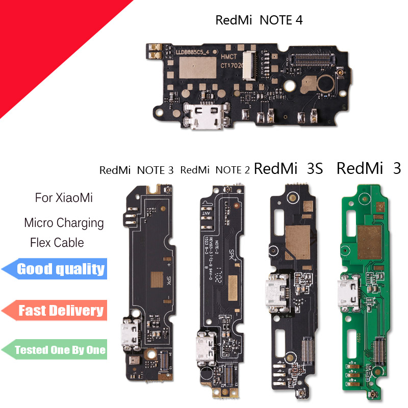 For Xiaomi Redmi Note 5 Pro Charging Port Dock Connector