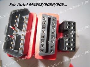 Image 4 - Per Autel Per MITSUBISHI per HYUNDAI 12 + 16 Spilli MaxiSys Pro MS906 MS906BT MS906TS MS908S Pro Mini MaxiCOM MK908P OBD I SIM Card e Adattatori