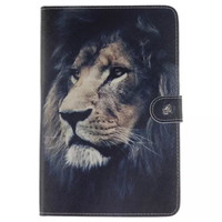 Luxury Cool Painting Flip Leather Case For Samsung Galaxy Tab A 8 0 SM T350 T355
