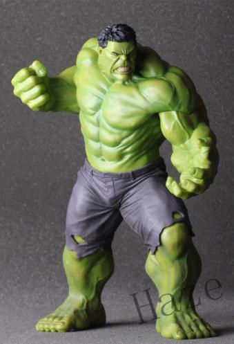 New 10 Marvel The Avengers toy Hulk Hot Action Statue Figure Crazy Toys marvel s the avengers encyclopediа