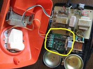 Image 4 - Stary gramofon stary telefon dedykowany impuls do podwójnego tonu wieloczęstotliwościowy moduł DTMF DIALOOR 1952 Edition