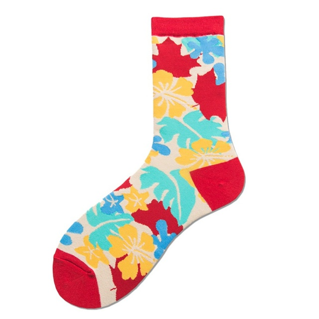Aliexpress.com: Comprar Otoño invierno Navidad Calcetines de tubo ...