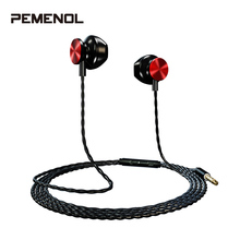 Colorful 3.5mm In-Ear Sport Wired Earphones 3D Stereo HD Sound Quality Earphone With Mic Headphones Noise Canceling Headset New in stock se215 earphones hi fi stereo noise canceling 3 5mm se 215 in ear earphones detchable headset with box vs se535