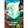 Nova Tame Impala Hot 2017 Rock Psicodélico-Art Silk Poster Parede Sicker Decoração Presente