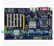 G31AX-K 5*PCI 775 industrial motherboard integrated graphics motherboard DDR2 memory