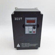 цена на 4KW 380VAC 0-1000hz Variable Frequency Drive VFD Inverter