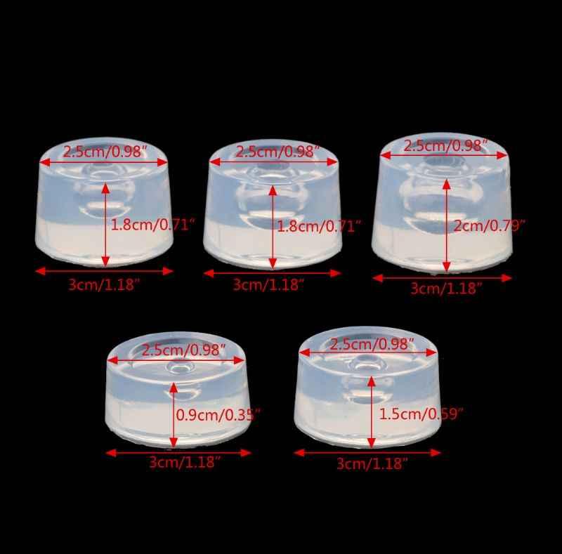 قالب سيليكون شفاف الراتنج الكون الكرة راتنجات الايبوكسي قوالب صنع المجوهرات