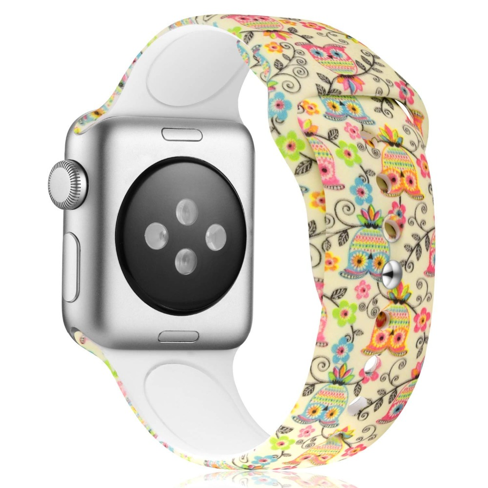 Floral Band for Apple Watch 265