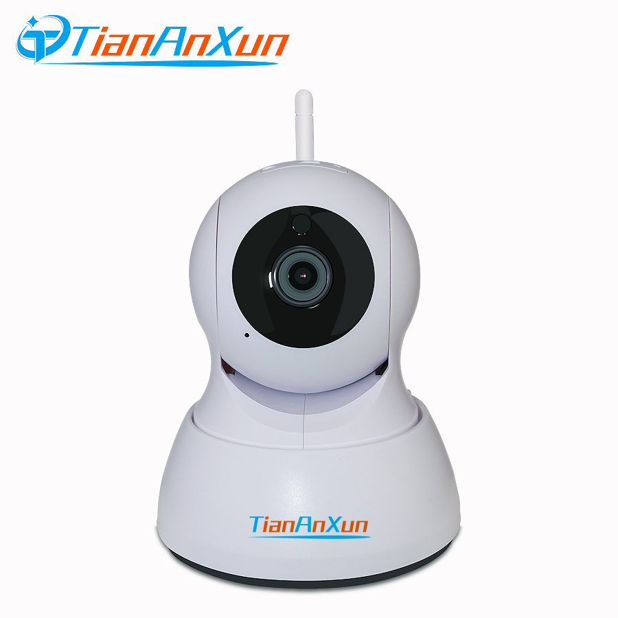 цена Tiananxun Home Security Ip Camera Wi-Fi Wireless Surveillance Camera Wifi 720P Night Vision Two Way Audio Ptz Onvif App Icsee