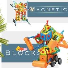 BD волшебный модель магнитные стоительные блоки игрушки 76/77/78 шт Горячая Распродажа обучения образовательное Строительство игрушки для детей