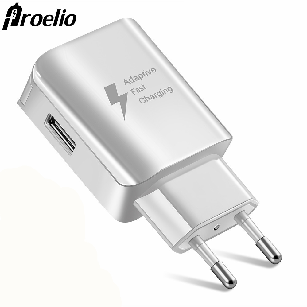 Proelio USB Charger Mobile Phone Charger Adapter For
