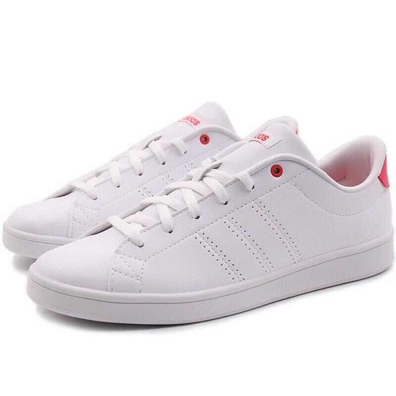 Original auténtico Adidas NEO Label ADVANTAGE CLEAN QT zapatos de  Skateboarding para mujer hilo resistente zapatillas deportivas al aire libre 87eee3df705