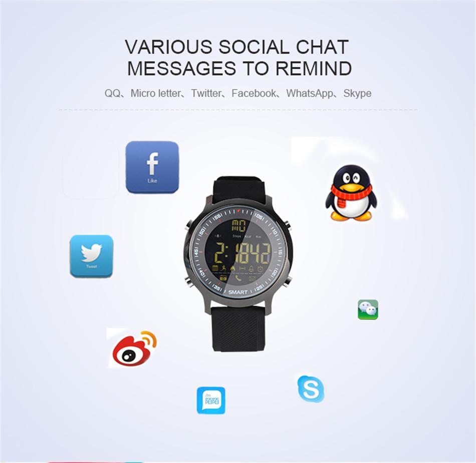 Makibes EX18 Bluetooth Sport Watch (8)