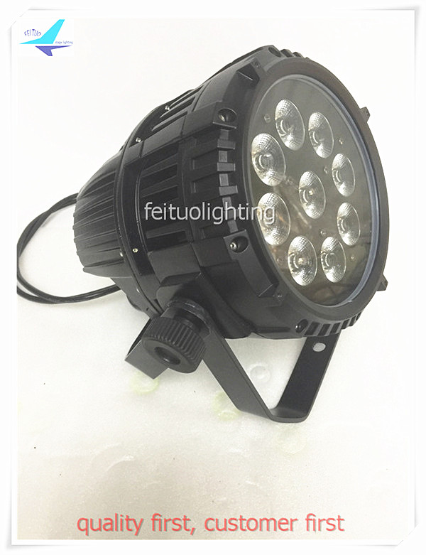 6pcs/lot LED 9X18W New Battery Par Can Light Wireless Control RGBWA UV 6IN1 Strobe Outdoor Lighting for Disco Stage Wedding Show