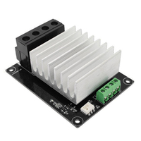 New 3D Printer Heating Controller MKS MOSFET Module For Hotbed Extruder 30A EM88