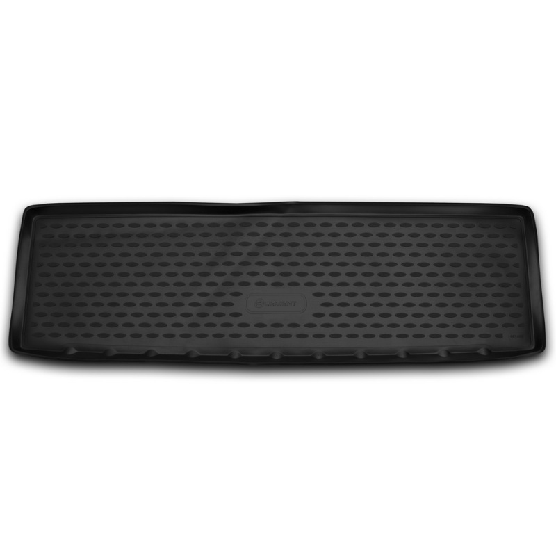 Mat trunk For CADILLAC Escalade 2015->, внед. cor... 1 PCs (polyurethane) mat trunk for cadillac escalade 06 2006 2015 внед polyurethane