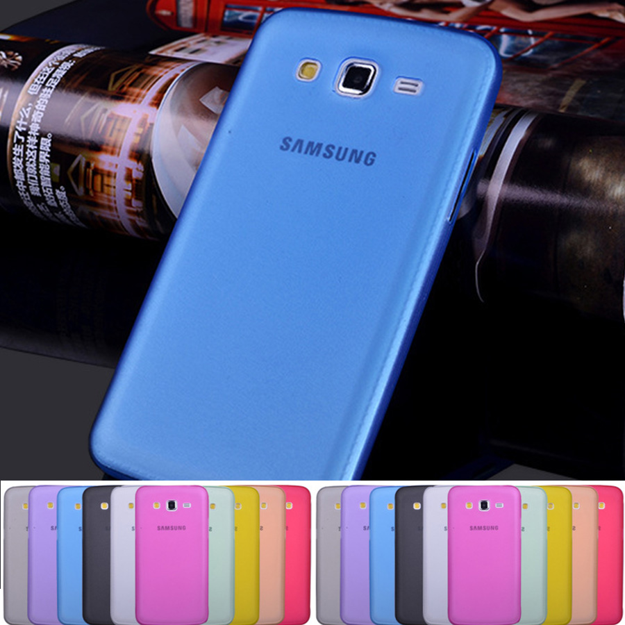 0.28mm Ultra thin matte Case cover skin
