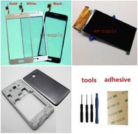 For Samsung Galaxy Grand Prime SM G531H G531H DS Touch Digitizer Sensor LCD Display Screen Housing