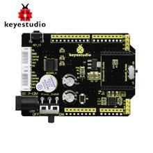 Keyestudio equilíbrio carro escudo v3 para arduino unor3