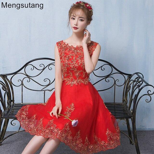 red dresses prom 2018