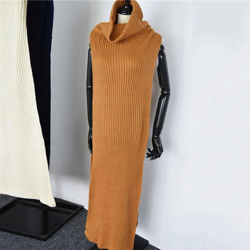 [EAM] 2018 новые осенние корейские модные однотонные Колледж ветер большой высоким воротником теплая шерсть Для женщин шарфы оптом универсальн...