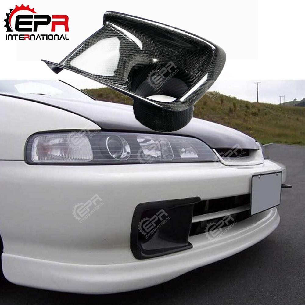 For Honda Integra DC2 Tuning Carbon Fiber Front Bumper Air