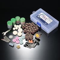 196pcs 1 8 Electric Grinder Dremel Dill Engraver Accessories Shank Rotary Tool Parts Grinding Engraving Polishing