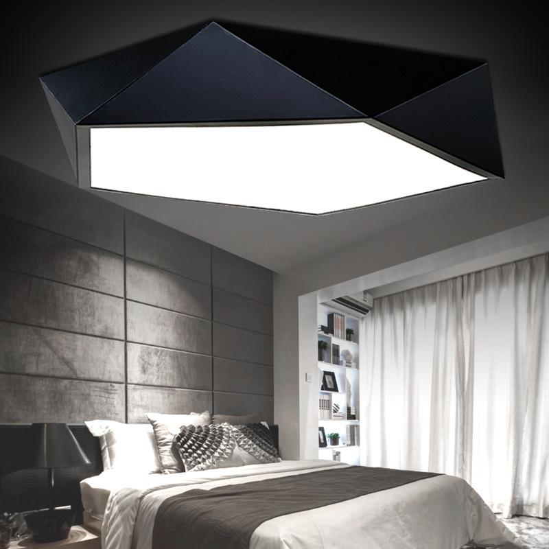v acrlico lamparas led techo luces plafn kamerlampen lampara cocina moderna candeeiros