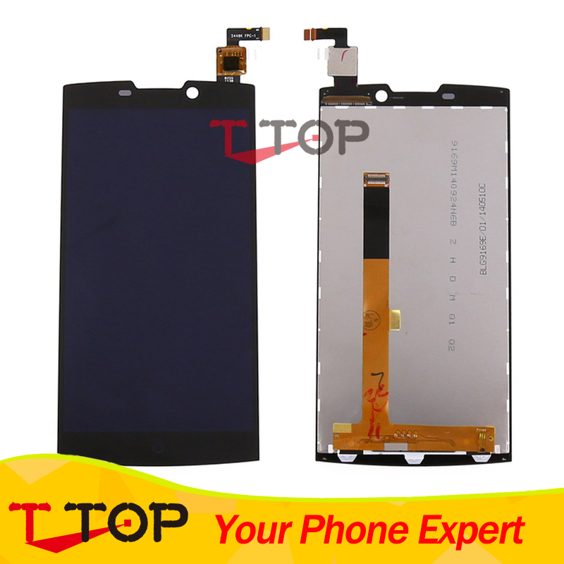 For Highscreen Boost 2 SE LCD Display And Touch Screen Panel Digitizer Assembly 1PC Lot