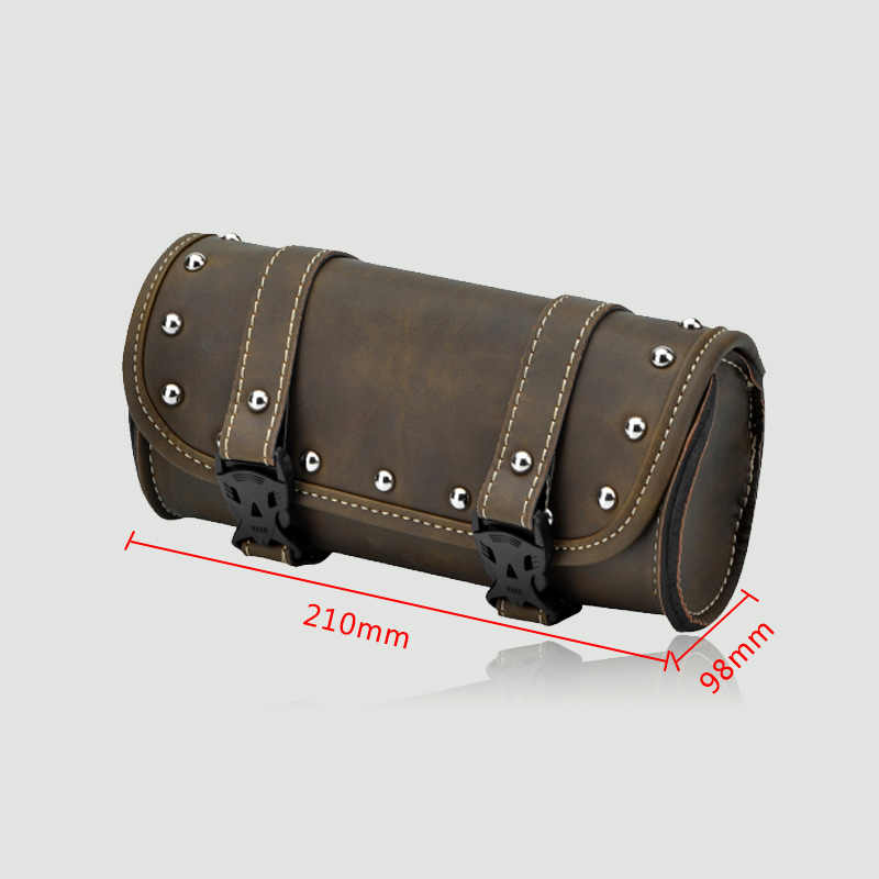 Vintage Schwarz Motorrad Sattel Taschen PU Leder otorbike Seite Werkzeug Schwanz Tasche Gepäck für Harley Universal Motorrad Sattel Taschen