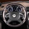 Sytling carro de fibra de carbono cobertura de volante para volkswagen vw golf 7 Polo Lavida GRAN LAVIDA Passat B7 B8 2015 Jetta mk7 mk5