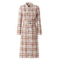 KENVY/брендовая модная женская Высококачественная роскошная винтажная тонкая элегантная зимняя длинная длинный пуховик