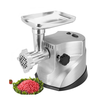 Household Meat Mincer Commercial Electric Stainless Steel Multi-function Enema Twisted Garlic and Meat Grinder MGF