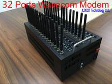 2016 Promotional 32 PORT Wavecom Q2687 model gsm modem pool USB Interface