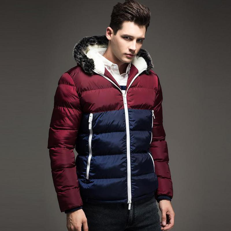 Thick Winter Jacket Men Coat Mens Winter Jackets Coats Parka Manteau Homme Hiver Abrigos Hombres Invierno Fashion #01