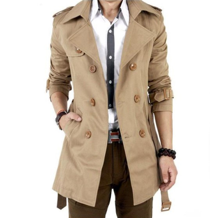 Trench Coat Mens India - Tradingbasis