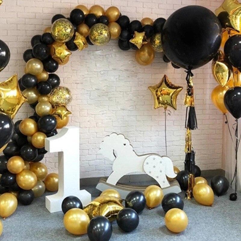30pcs-lot-10-Inch-Pearl-Gold-Silver-Black-Latex-Balloons-Birthday-Wedding-Party-Decor-Air-Helium (5)