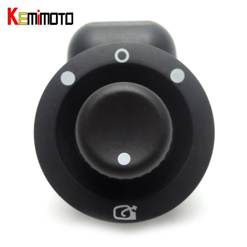 KEMiMOTO 8200676533 Spiegel Control Schalter für Renault Laguna II Megane 2 Scenic 2 8200109014 109014