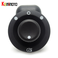 KEMiMOTO 8200676533 Mirror Control Switch For Renault Laguna II Megane 2 Scenic 2 8200109014 109014