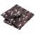 2016 Marrom Branco Preto Pescoço Laços Dos Homens Bolso Praça Abotoaduras com Saco De Caixa branca de Seda Laços Para Homens B-1164 Cavalheiro Gravata gravata
