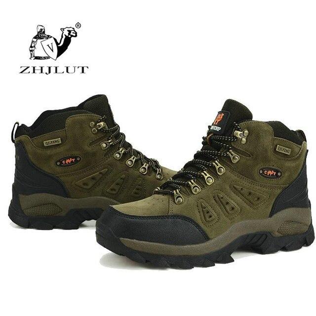 High Quality ZHJLUT Unisex Hiking Shoes 10