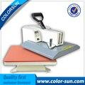 Дешевая ручная откачивающаяся машина для теплового пресса для планшетной печати 38*38 см