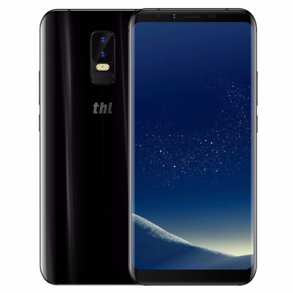 Original THL Knight 2 Wireless charger Smartphone 6 0 Android 7 0 MT6750 Octa Core Mobile