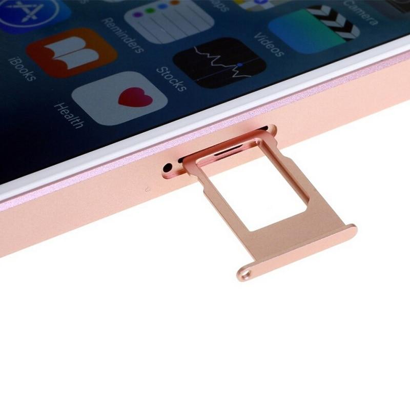 Original Unlocked Apple iPhone SE 4G LTE Mobiltelefon IOS Touch ID - Mobiltelefoner - Foto 4