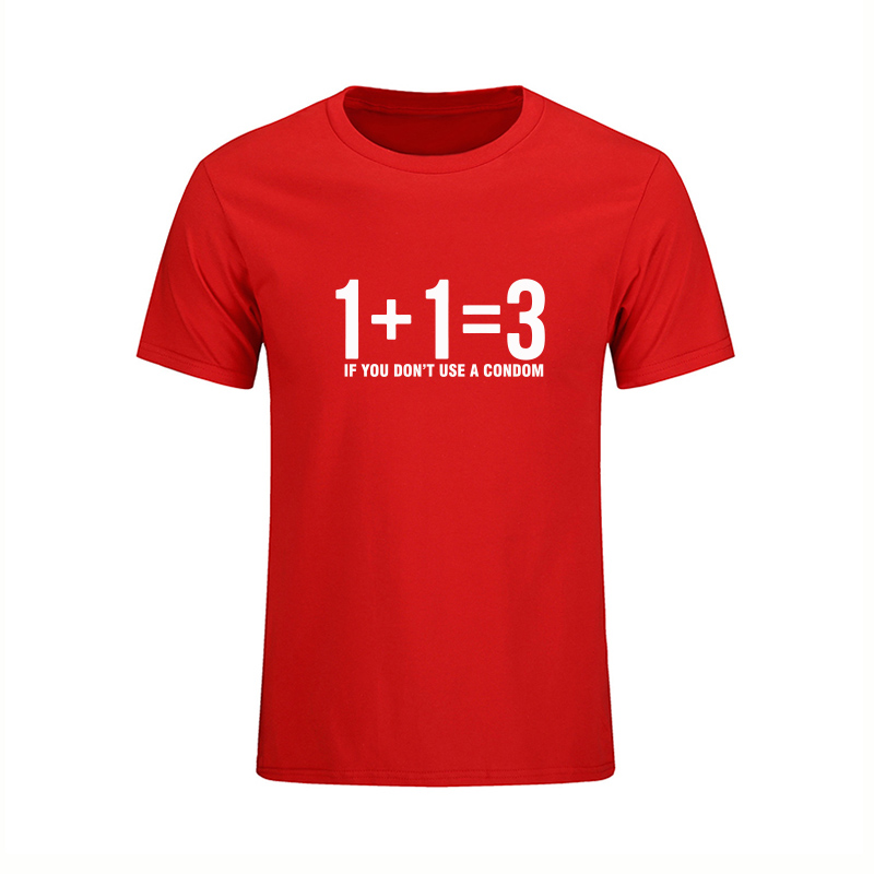 Summer T Shirt Mens Casual Short Sleeve Printed Mathematical Formula T-shirt Male Fashion Tops Tees Sporting Suit Hip Hop Style