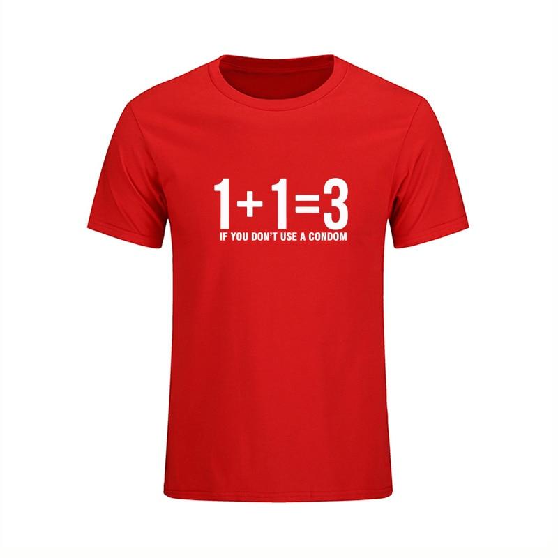 Camiseta de verano para hombre de manga corta impresa fórmula matemática camiseta de moda masculina Tops Tees Sporting Hip Hop estilo