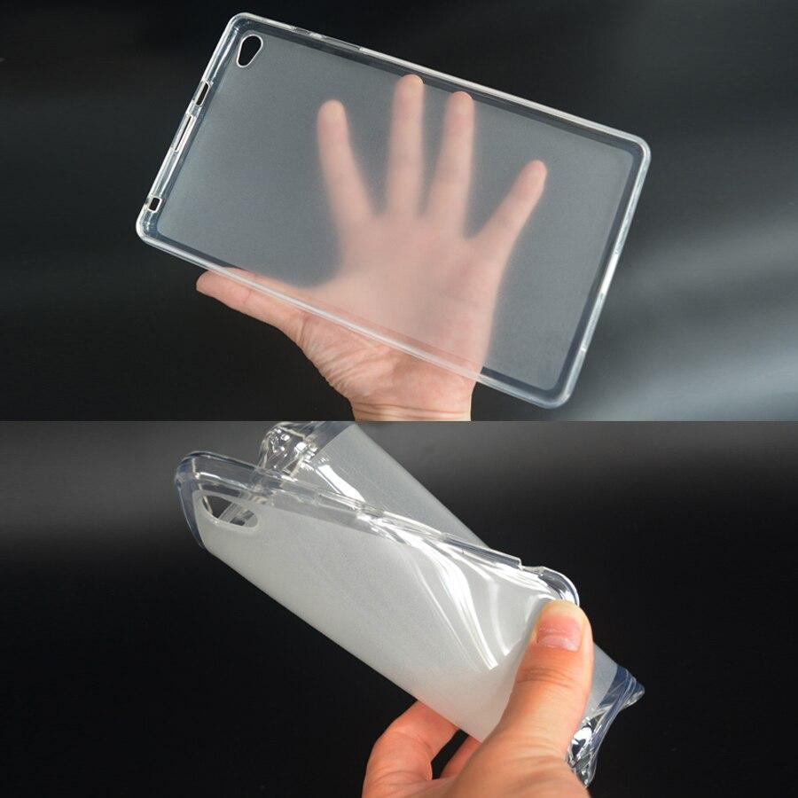 M2 803L Cover Case For Huawei MediaPad M2 M2 801W M2 801L Case Soft TPU Rubber