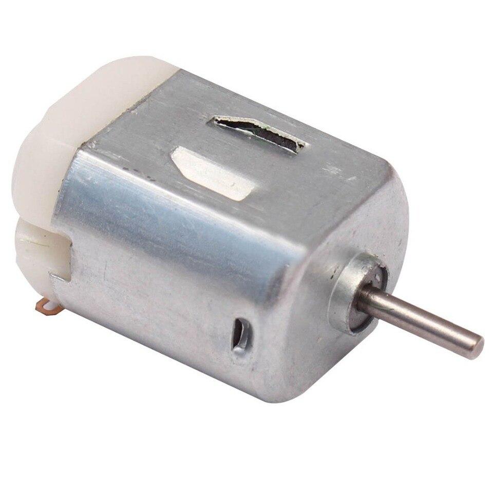 1x 3V-6V DC Hobby Motor Type 130 Micro Motor Toy Motor DC Motor TDCA